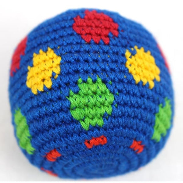 Hacky Sacks: Spotty Colourful Design - hacky Sacks