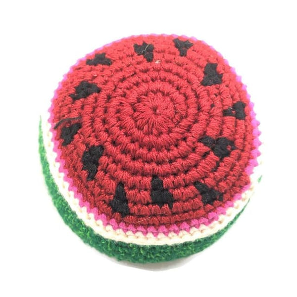 Hacky Sacks: Watermelon Design - hacky Sacks