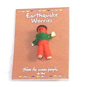 Mini Worry Dolls by Green Themes: Euro Climate Change