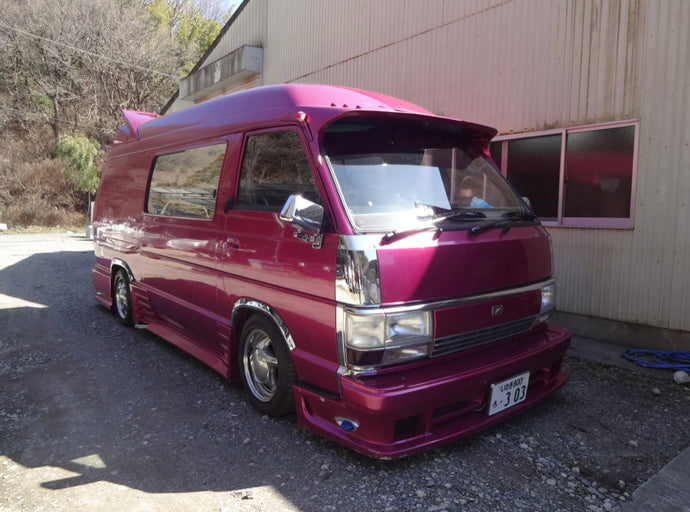 Cool Hiace from auction