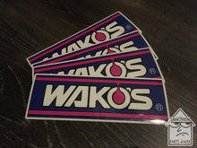 Load image into Gallery viewer, Wakos Oil Genuine Printed Sticker