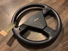 Load image into Gallery viewer, Sebring Type 3 365mm Blue Leather Wheel