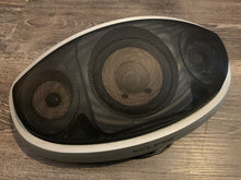Load image into Gallery viewer, Eclipse E3308BXR 3-Way Illuminated Rear Shelf Speakers