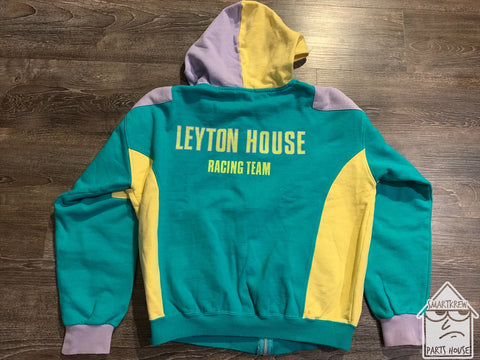 Leyton House Zip Up Hoodie