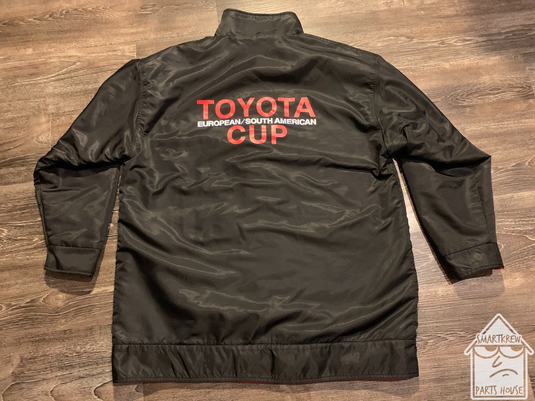 Toyota European/South American Cup Heavy Jacket