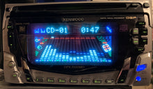 Load image into Gallery viewer, Kenwood DPX-7000MD Motorized Double Din Radio