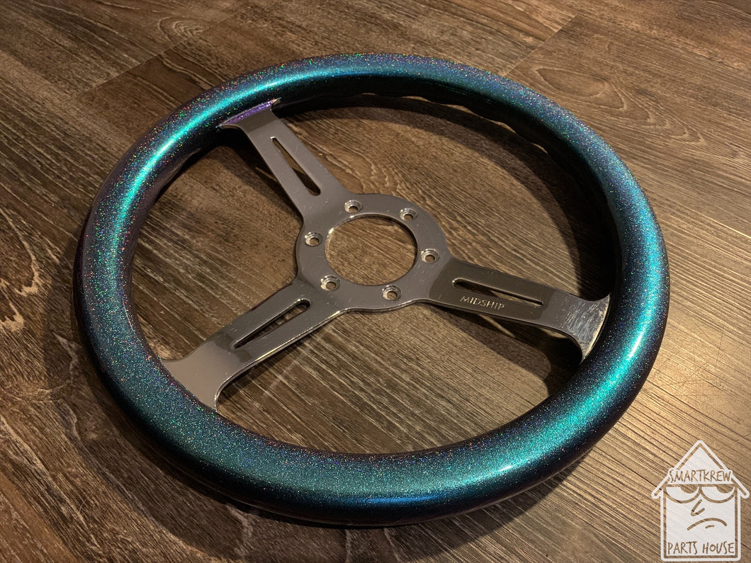 Midship 320mm Custom Painted Wheel