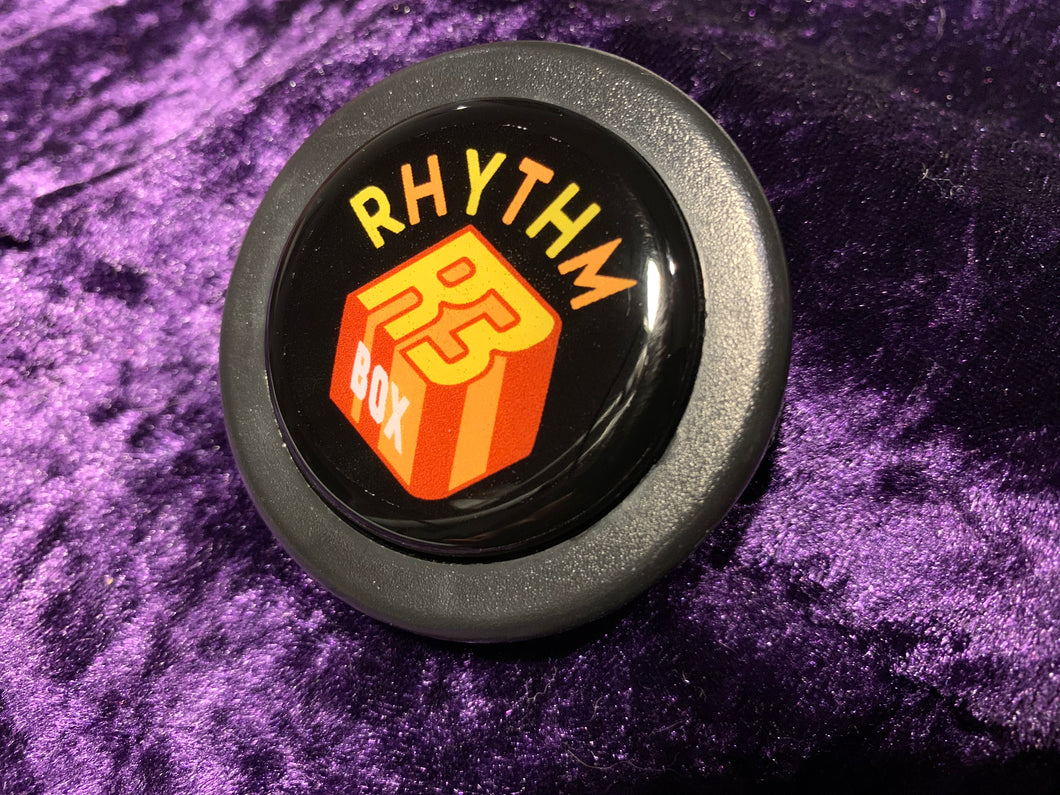 Handmade TXR0 Rhythm Box Horn Button