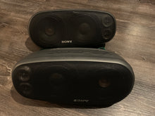 Load image into Gallery viewer, Sony XS-B110 2-Way Parcel Shelf Speakers