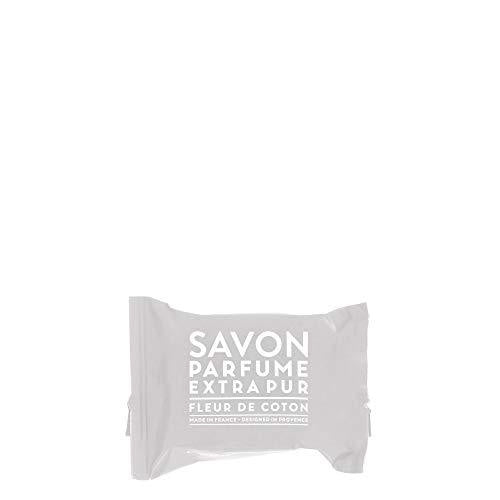 Compagnie de Provence French Travel Bar Soap - Cotton Flower - 0.8 oz - WishBasket