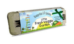 Backyard Safari Company Sunny-Side Up Gardens, Little Fresh Veggie Garden - WishBasket