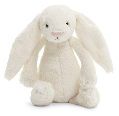 Bashful Bunny Cream Small - WishBasket