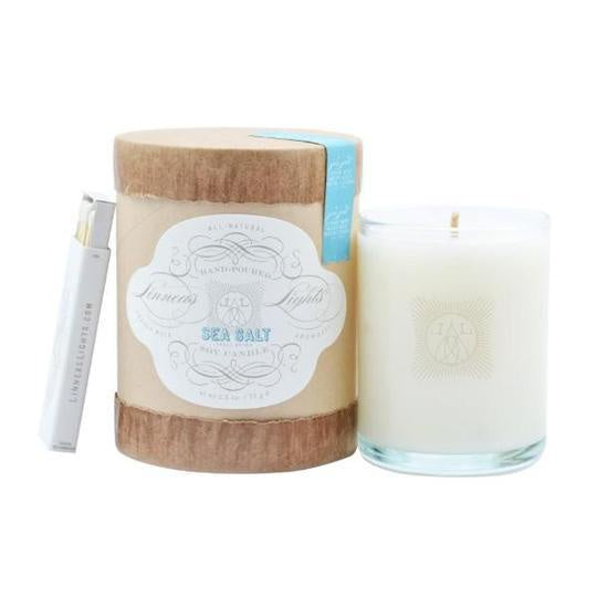 Sea Salt - Votive - WishBasket