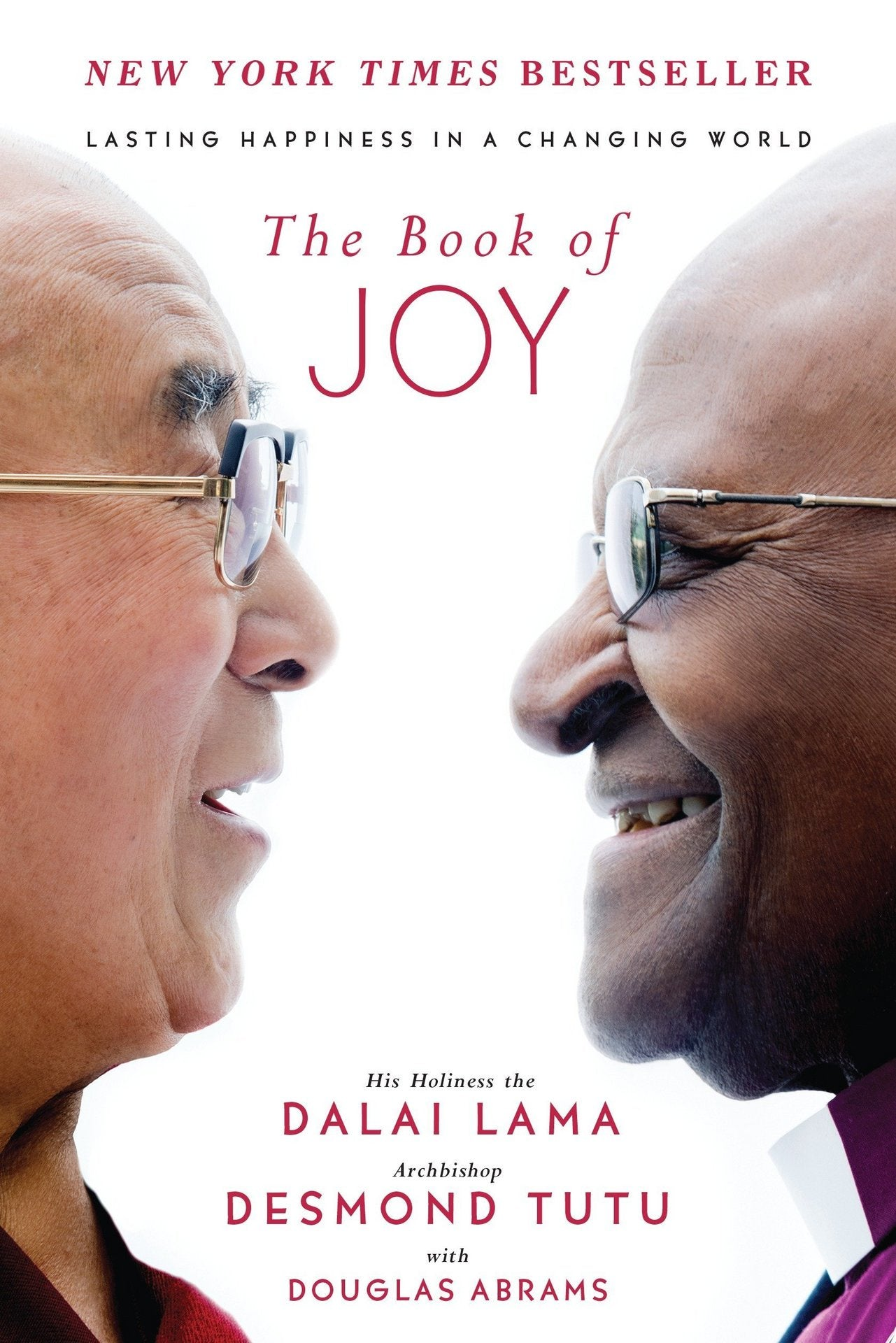 The Book of Joy: Lasting Happiness in a Changing World - WishBasket
