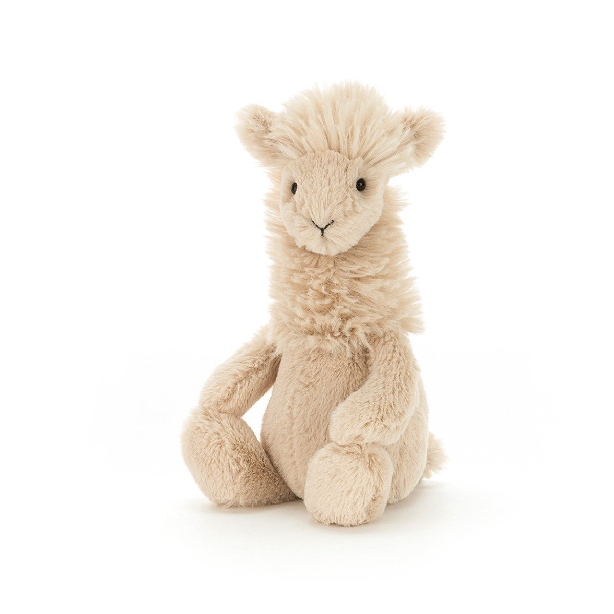 Jellycat Bashful Llama Small Plush - WishBasket