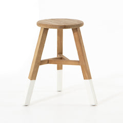 Hadley Accent Stool - WishBasket