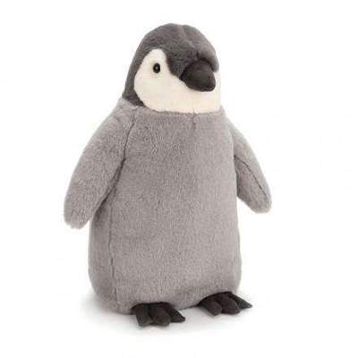 Jellycat Percy Penguin Stuffed Animal, Little, 10 inches - WishBasket
