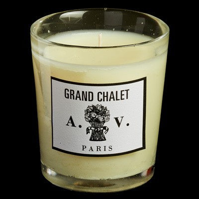 Grand Chalet Scented Candle - WishBasket