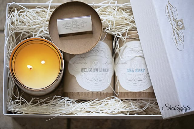 Linnea's Lights 2-wick Candle - WishBasket