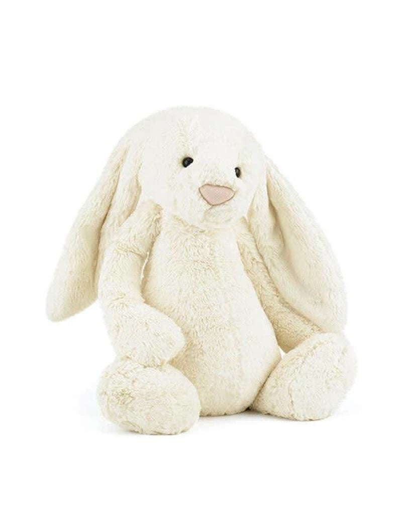 Bashful Bunny Cream Huge - WishBasket