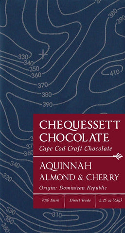 Aquinnah Almond & Cherry Bar - WishBasket