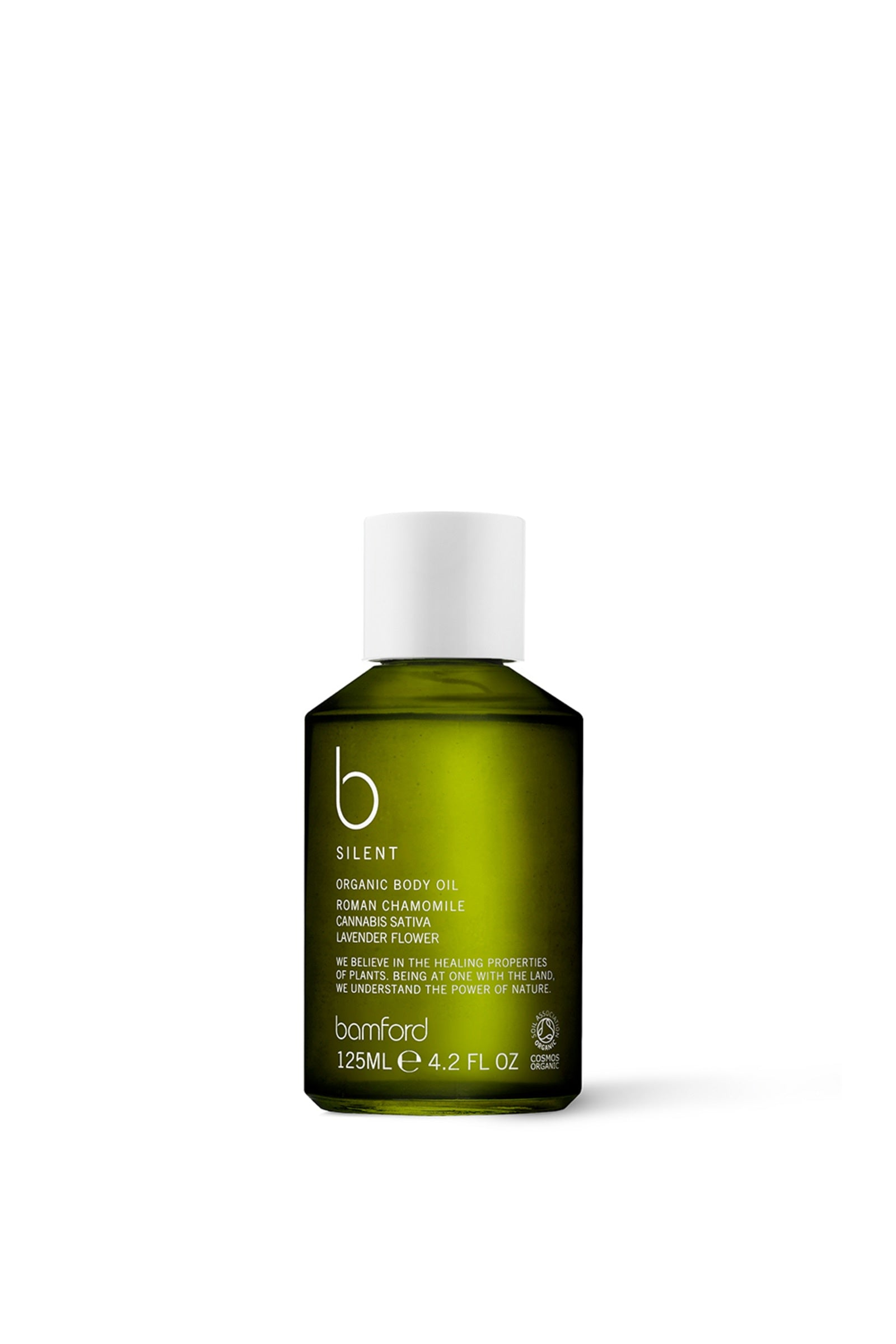 B Silent Organic Body Oil - WishBasket