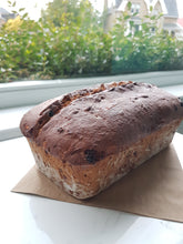 Load image into Gallery viewer, Fruit and Nut Bread (Gluten Free. Vegan)