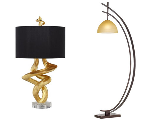 Table / Floor Lamp