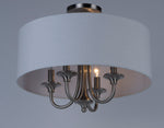 Bongo 4-Light Semi-Flush Mount/Pendant