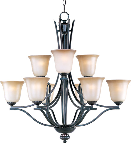 Madera-Multi-Tier Chandelier