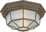 Crown Hill-Outdoor Flush Mount