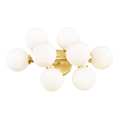 Arya 8-Light Wall Sconce