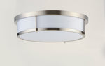 Rogue 3-Light Flush Mount E26