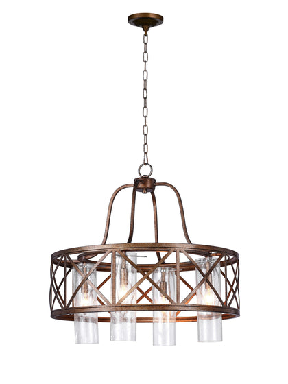 Keeva 4-Light Chandelier