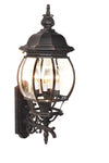 Crown Hill 4-Light Outdoor Wall Lantern