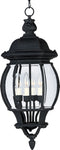 Crown Hill-Outdoor Hanging Lantern