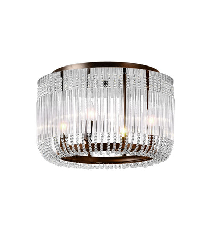 Francessca 4-Light Flush Mount