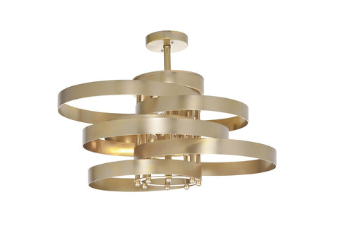 Elizabetta 3-Light Flush Mount