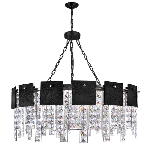 Glacier 8-Light Chandelier