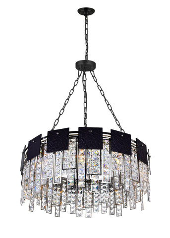Glacier 10-Light Chandelier
