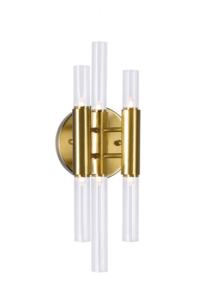 Orgue 6-Light Wall Sconce