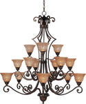 Symphony-Multi-Tier Chandelier