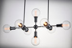 Molecule 8-Light Pendant