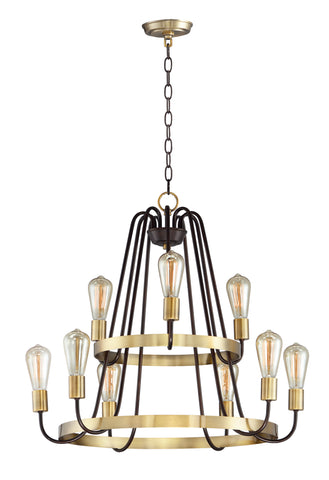 Haven-Multi-Tier Chandelier