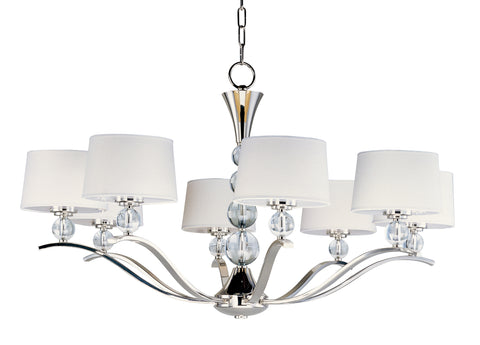 Rondo-Single-Tier Chandelier