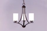 Deven 3-Light Chandelier