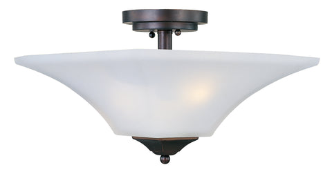 Aurora-Semi-Flush Mount