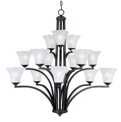 Aurora-Multi-Tier Chandelier