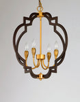 Crest 4-Light Chandelier
