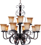 Aspen-Multi-Tier Chandelier